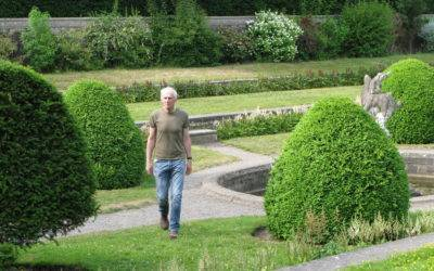 Eight Months in Farmleigh; Philip St John reflects on his time as writer in residence