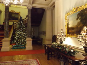 Farmleigh Christmas Decorations 2019